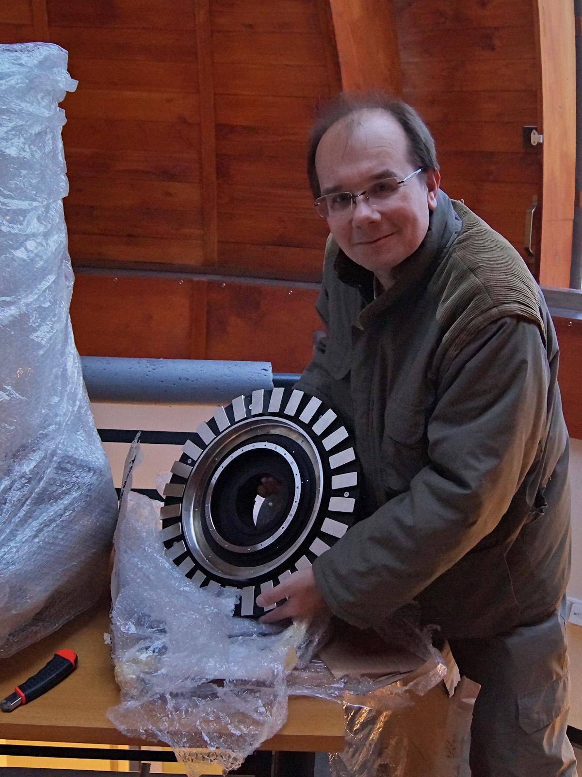disk rotoru DE