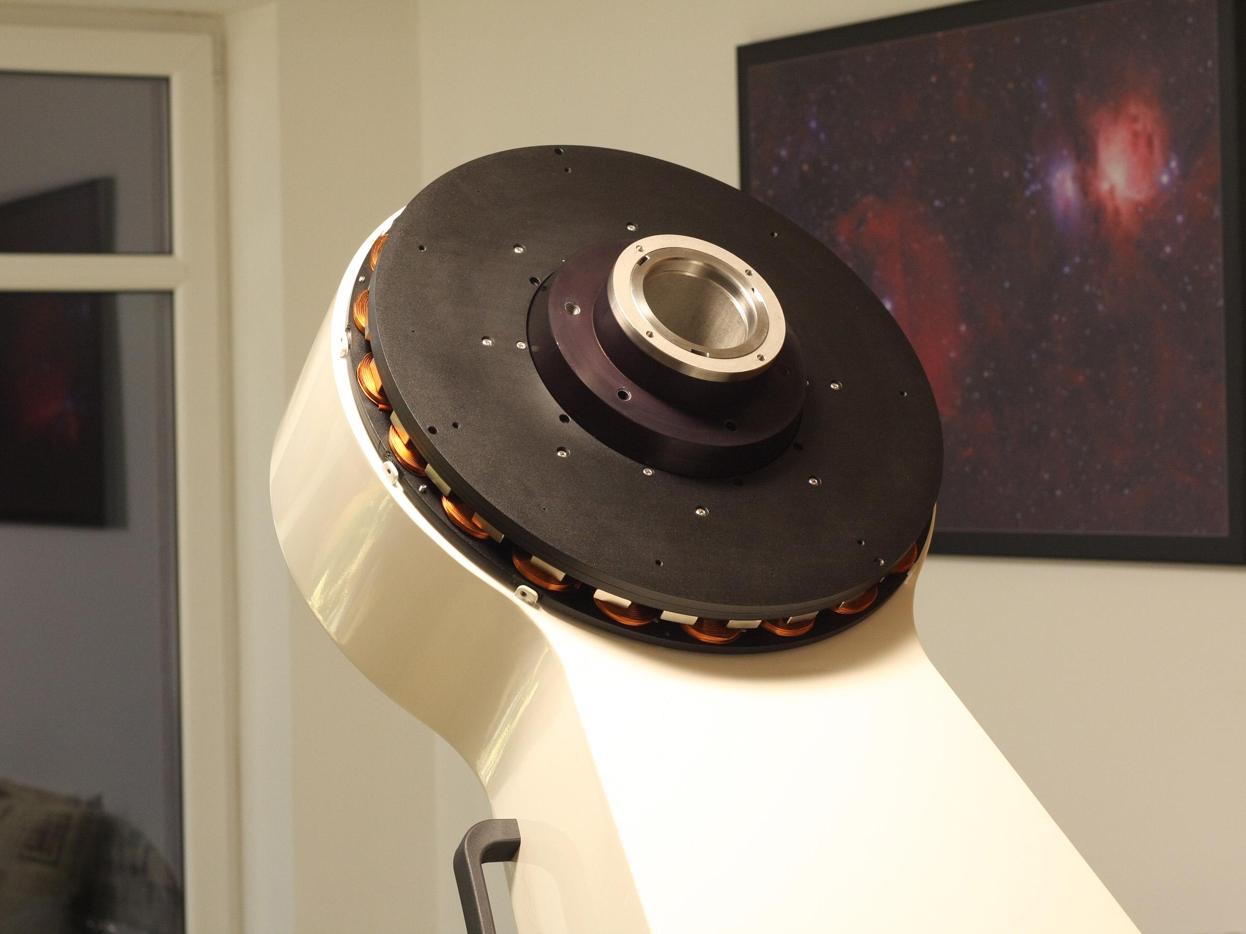 nasazený disk rotoru