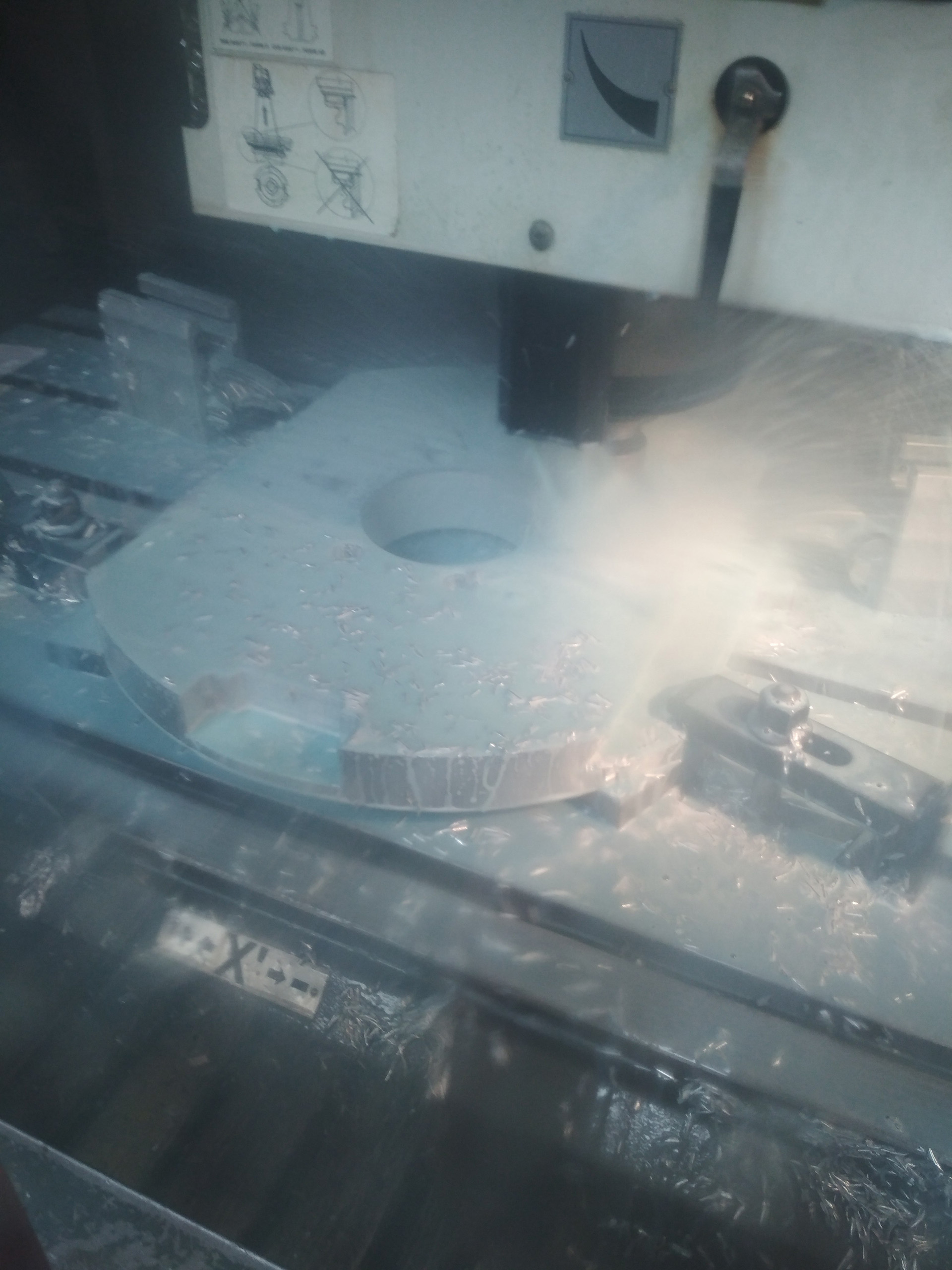 výroba RA rybiny na CNC